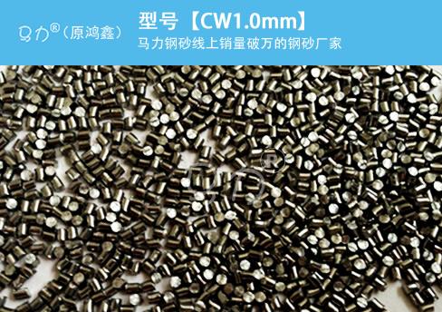 高碳钢丝切丸CW1.0mm图片型号